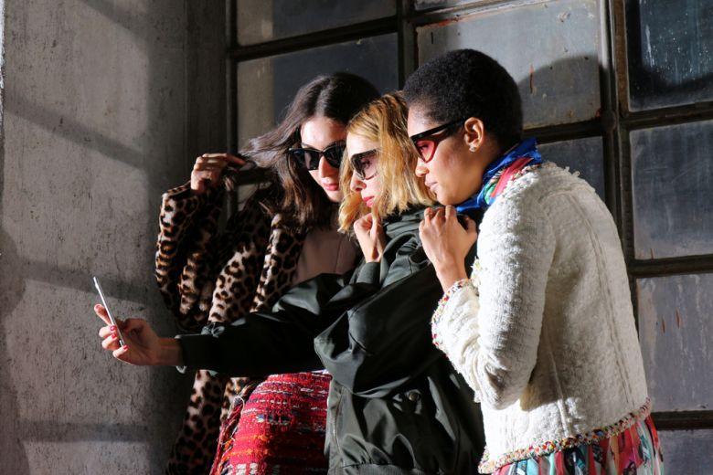 Chanel Derbies: una giornata con Candela, Diletta e Tamu