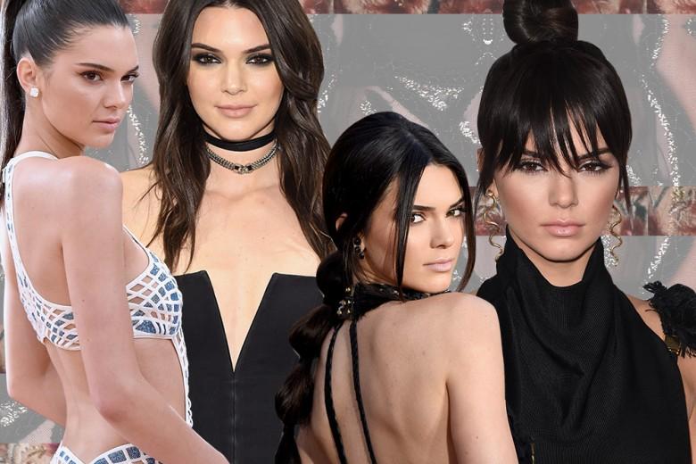 Kendall Jenner capelli: i migliori look e acconciature