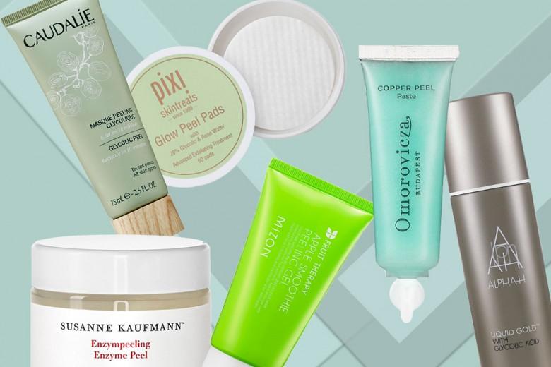 Peeling chimico viso: i trattamenti da fare a casa