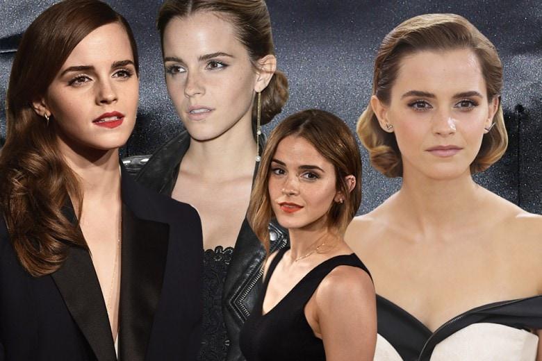Emma Watson beauty look: trucco naturale e focus labbra
