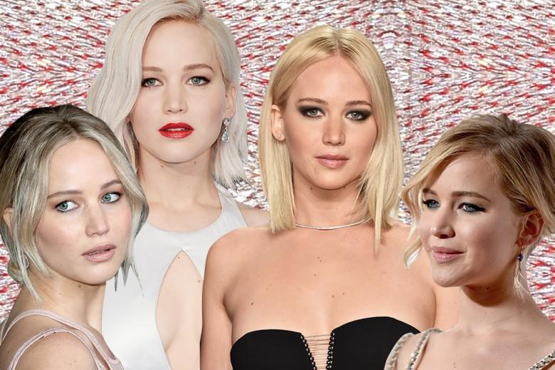Jennifer Lawrence capelli: i migliori tagli e acconciature