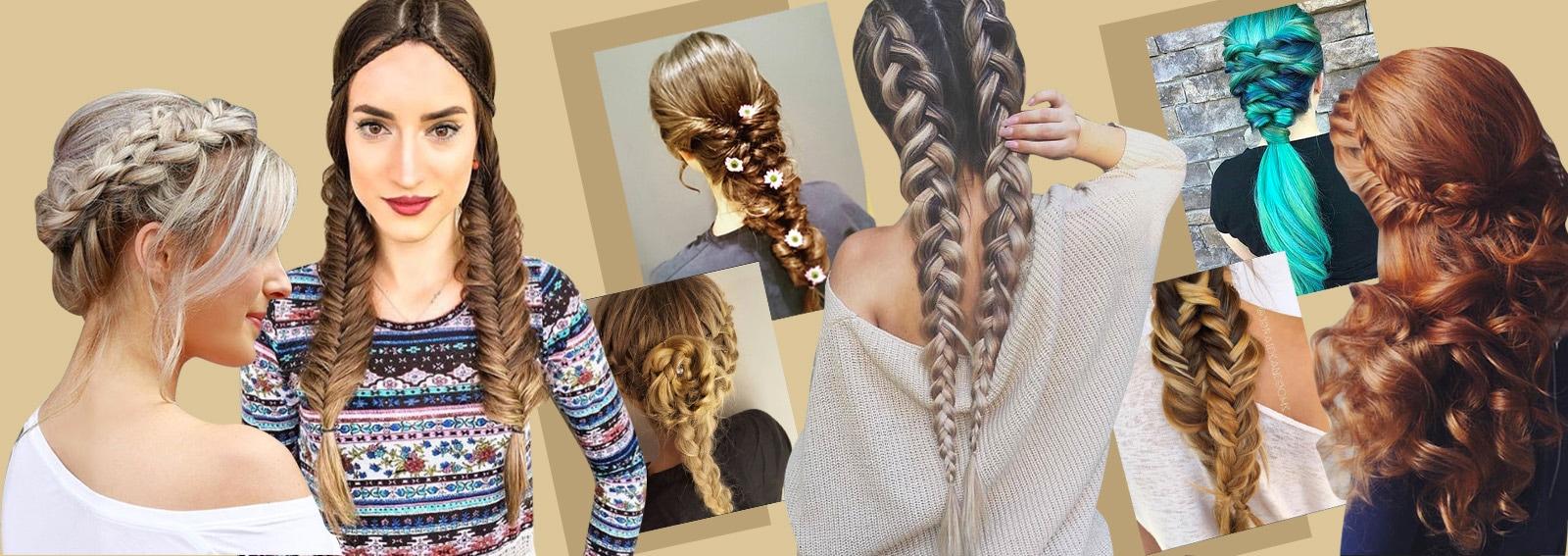 capelli intrecciati le ispirazioni più belle da instagram