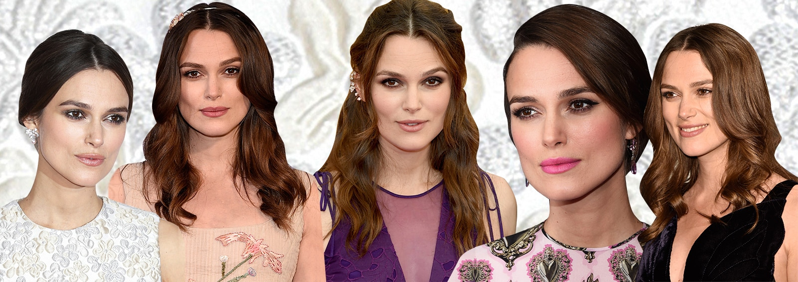 keira knightley beauty look trucco nude