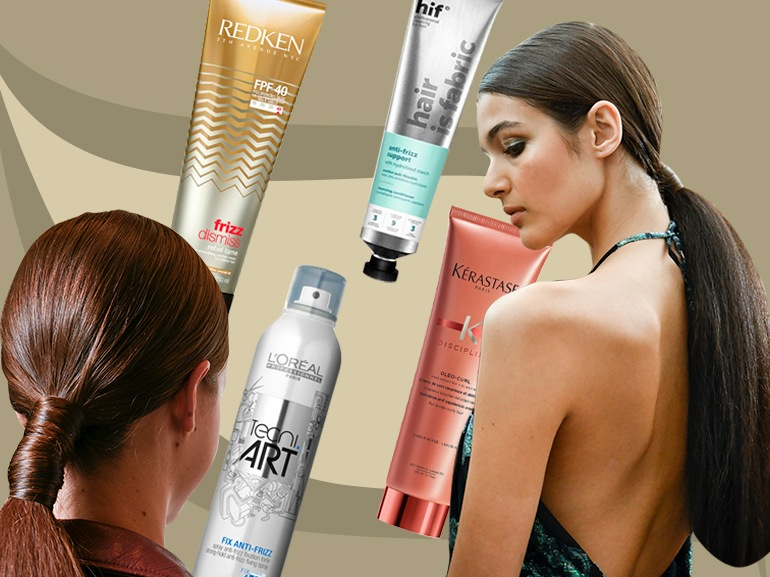 capelli crespi e secchi i migliori prodotti anti frizz