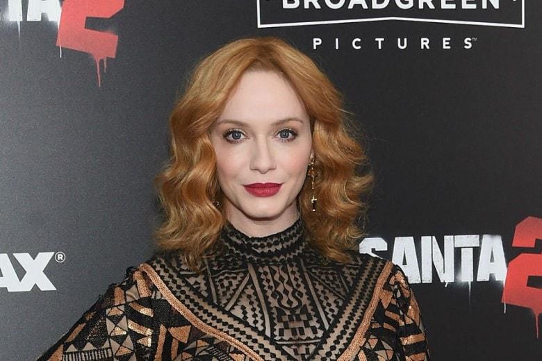 Christina Hendricks: i migliori hair look della rossa più sensuale di Hollywood