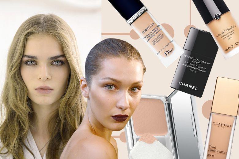 I 10 migliori fondotinta per la pelle mista