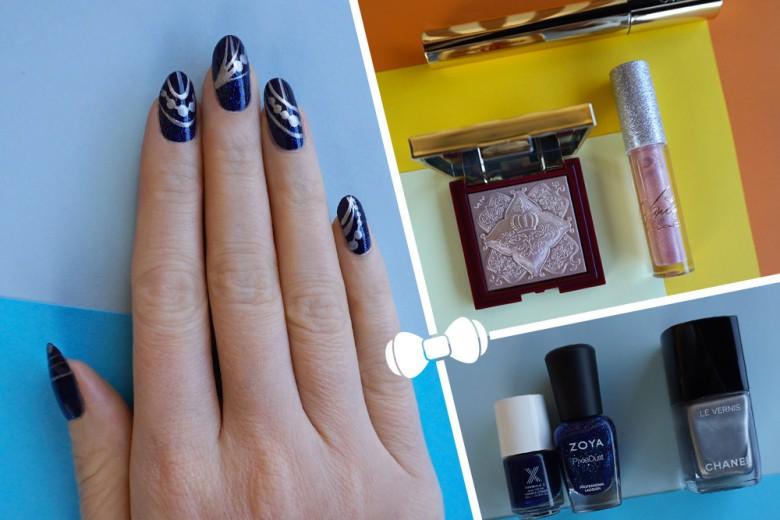 Le nail art per le feste create da Non solo Kawaii