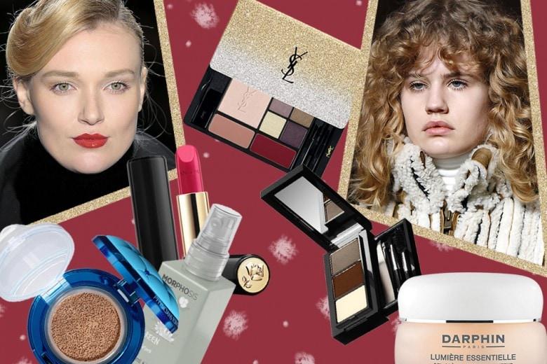 Il beauty case per le vacanze di Natale: i prodotti da portare in viaggio