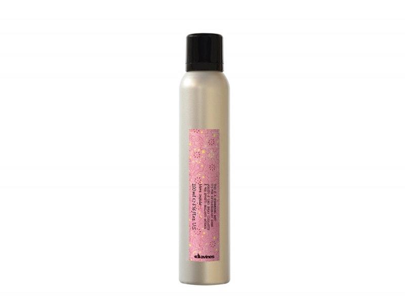 davines more inside spray lucidante