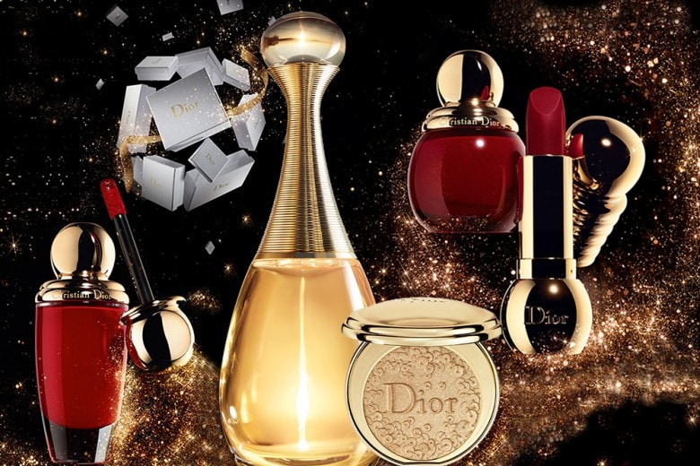Natale con Dior: J'Adore e le strenne natalizie 2016