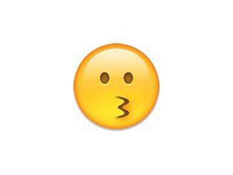 emoji bacio