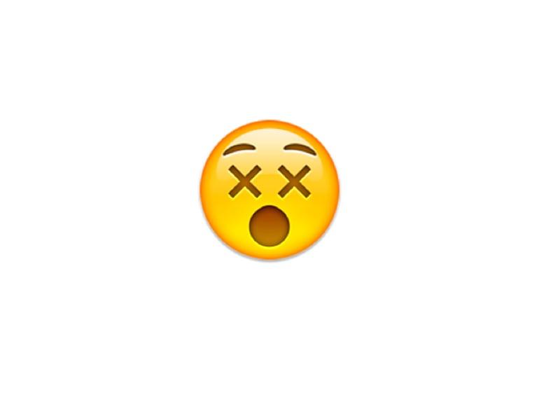 emoji occhi x