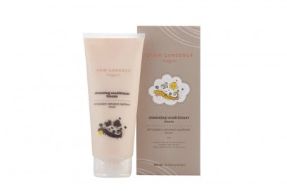 grow gorgeous 12in1 cleansing conditioner blonde prismatic