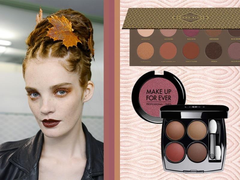 i 10 trend beauty più importanti del 2016 trucco occhi colori caldi