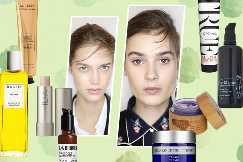 I migliori cosmetici naturali e bio del momento