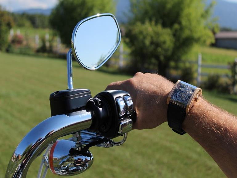 orologio svizzero Cabestan