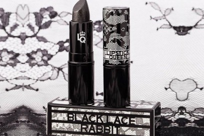 rossetto nero lipstick queen
