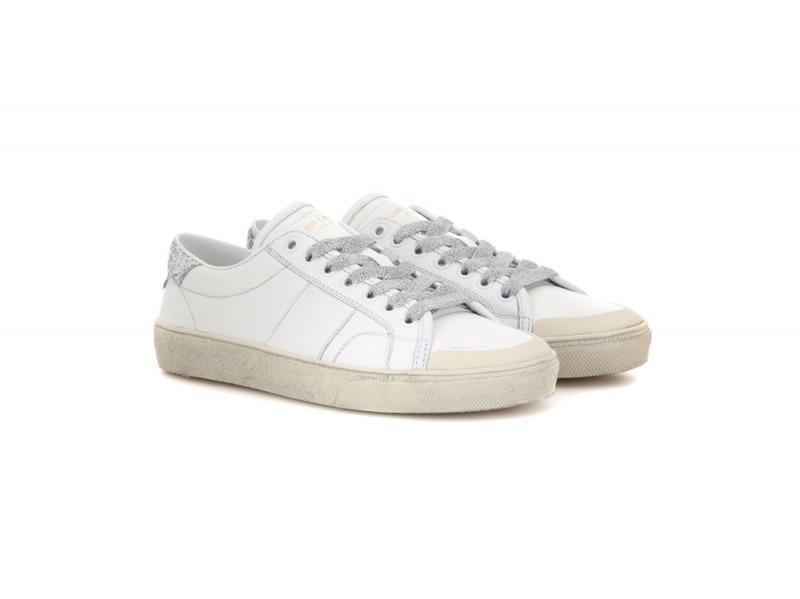 saint-laurent-sneakers-bianche