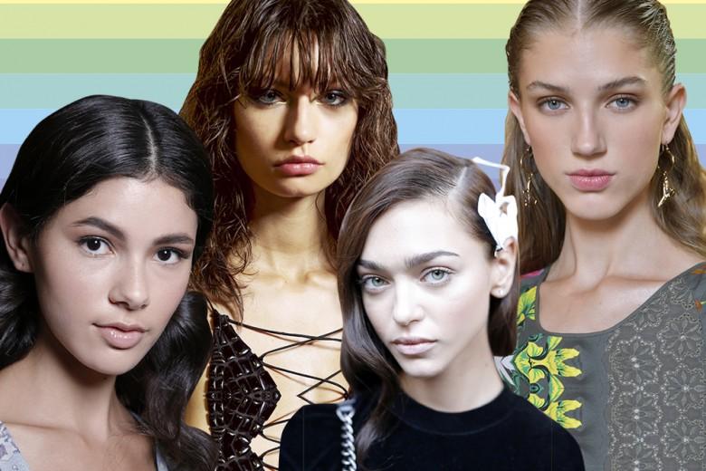 Tagli capelli: medi, lunghi e corti per la Primavera-Estate 2017