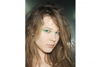 trucco greenery pantone make up (10)