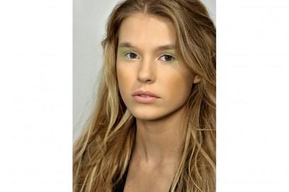 trucco greenery pantone make up (15)