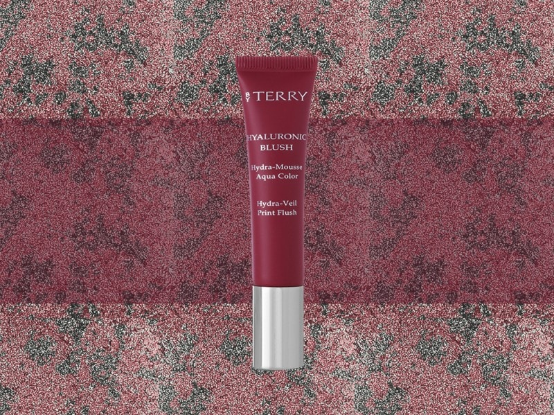 trucco rosso bordeaux blush by terry
