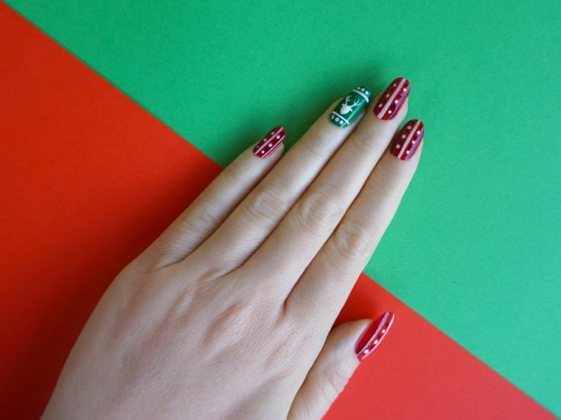 xmas-nail-art