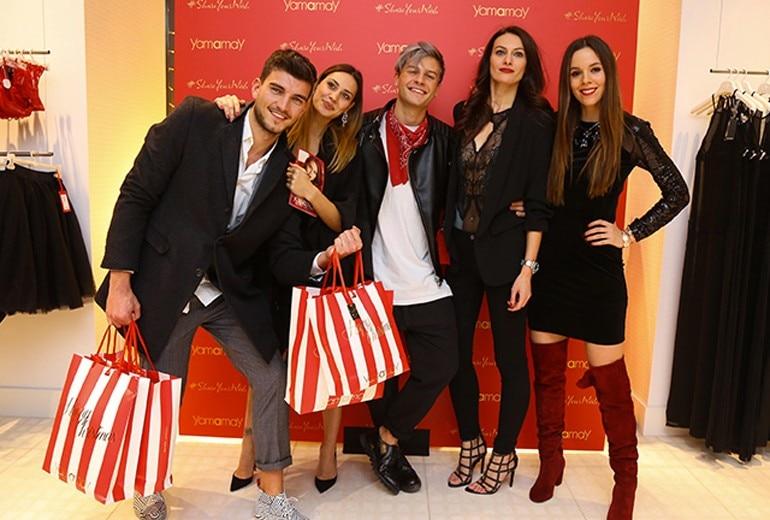 Yamamay apre il più grande store del mondo a Milano