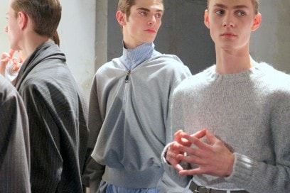 PS by Paul Smith, Tim Coppens e Lucio Vanotti: i backstage da Pitti Uomo 91