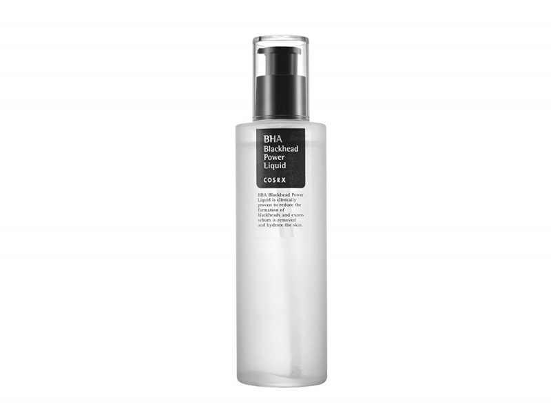 splash skincare COSRX BHA-Blackhead-Power-Liquid