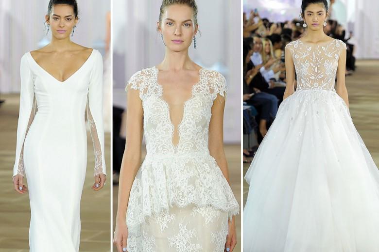 Vestiti da sposa: le novità di Ines Di Santo