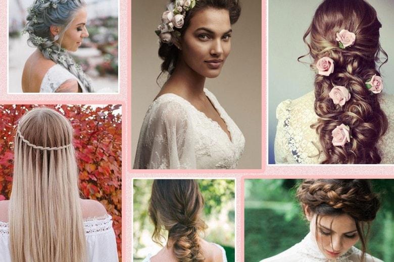 Acconciature sposa: 20 idee da Instagram