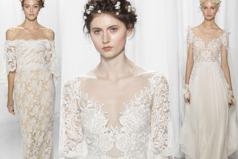 Reem Acra: la collezione sposa per l'autunno 2017