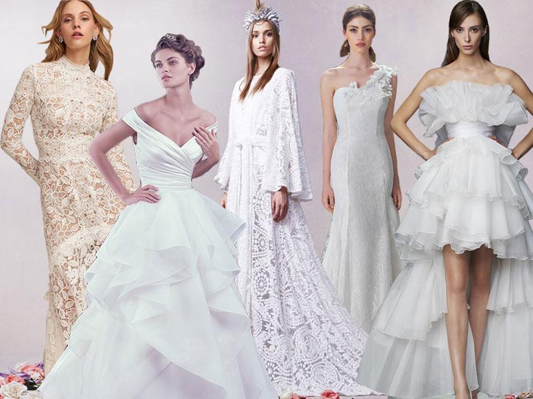 COVER tendenze abiti sposa 2017 MOBILE