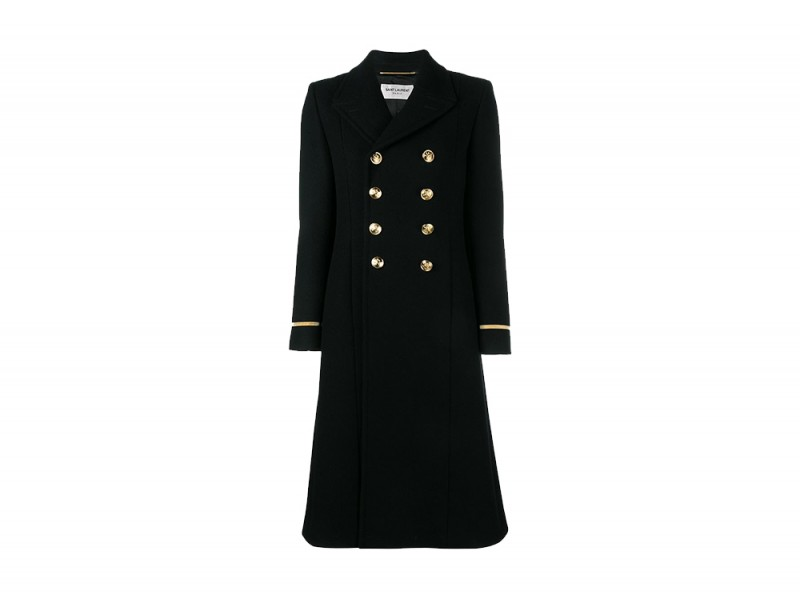 Cappotto Saint Laurent