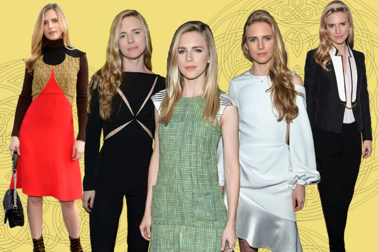 "Brit Marling: i look dell'attrice de ""The OA"""