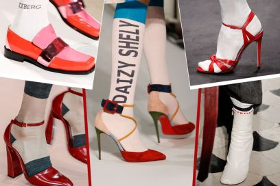 """""""It-socks"""": anche i calzini parlano di moda"""