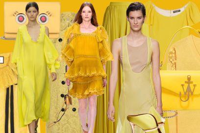 Primavera in giallo: tutte le sfumature più cool da scegliere