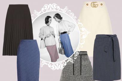 Gonne: i modelli primaverili perfetti per l'ufficio