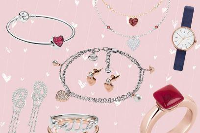 San Valentino 2017: i gioielli da regalare e da regalarsi