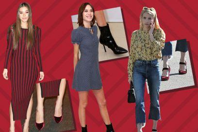 Scarpe con il tacco: i modelli più amati dalle star