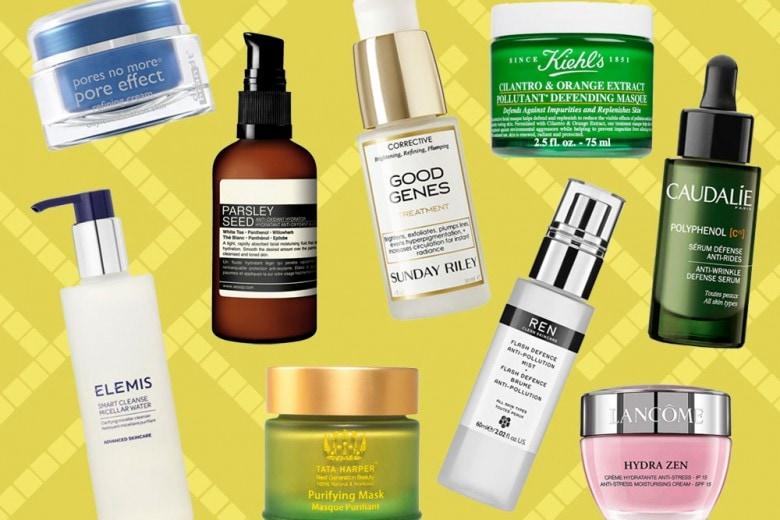 Skincare anti inquinamento, i prodotti per proteggere la pelle