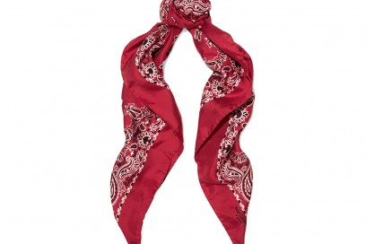 Foulard Saint Laurent