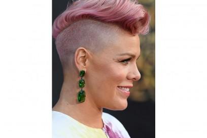 capelli rosa pastello pink
