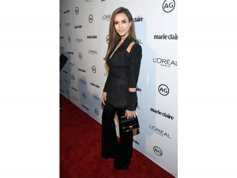 Jessica Alba_Marie Claire's Image Maker Awards 2017