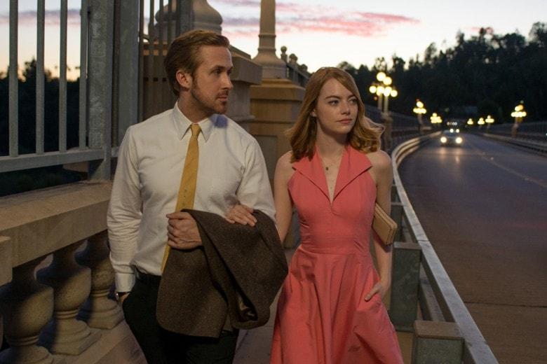 La La Land: i look più belli di Emma Stone e Ryan Gosling