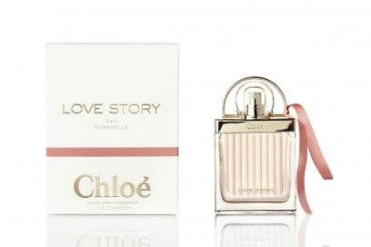 Love Story Eau Sensuelle flacon & pack 50ml