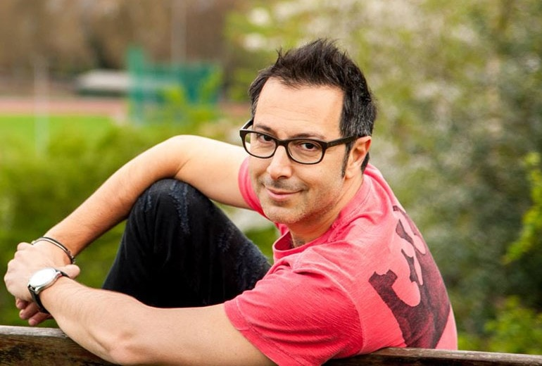 Luca Bianchini: Scrivere è come andare in giro nudi
