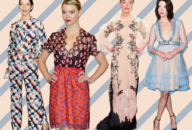 "Da ""Split"" a fashion icon: vi presentiamo Anya Taylor-Joy"