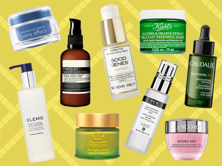 skincare anti inquinamento i migliori prodotti per proteggere la pelle